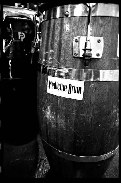 Bryan Zentz - Medicine Drum