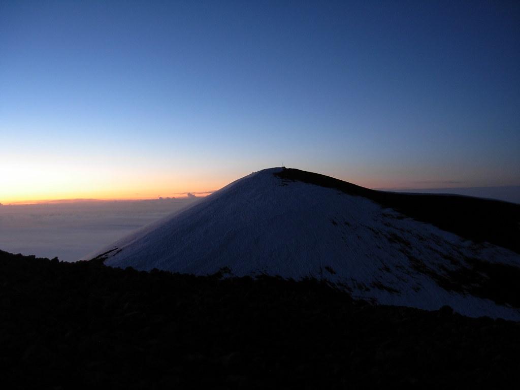 mauna kea volcano - 990×660
