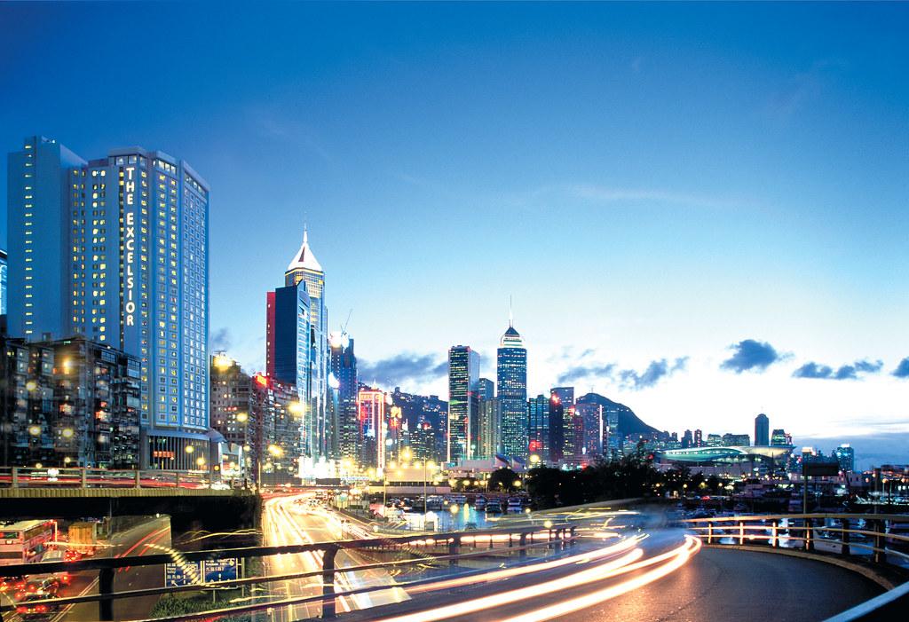 Excelsior Hotel, Hong Kong