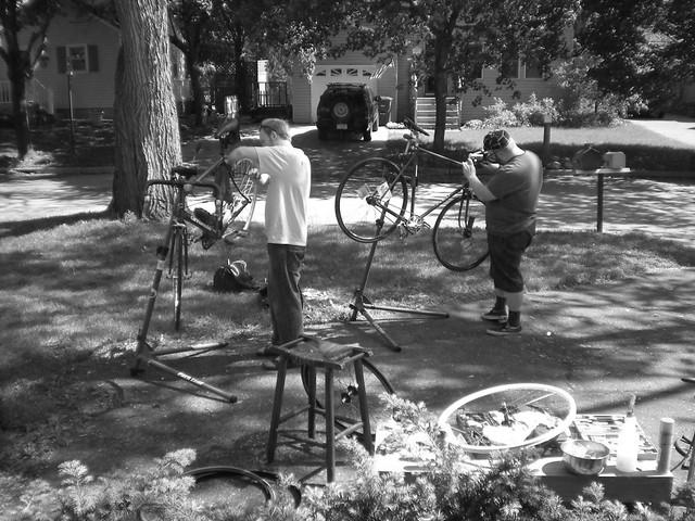 bike day may 2009