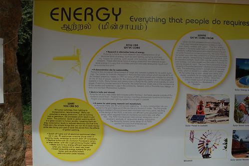 Auch hier machen sich die Einwohner Sorgen um die zukünftige Energieversorgung