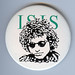 Bob Dylan Badge
