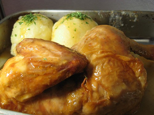 Bake a chicken, Naked Baked Chicken, how to bake a chicken