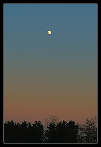 sunset moon lune mond soleil pentax luxembourg luxemburg couché aficionados digitalcameraclub lëtzebuerg k10d pentaxk10d justpentax fs999