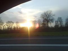 Sun-down at A27