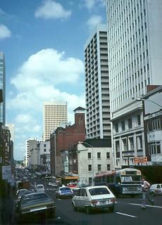 Brisbane CBD 1979