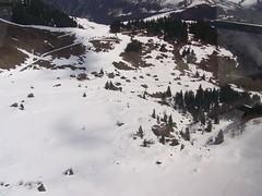 Gondola down from Schilthorn