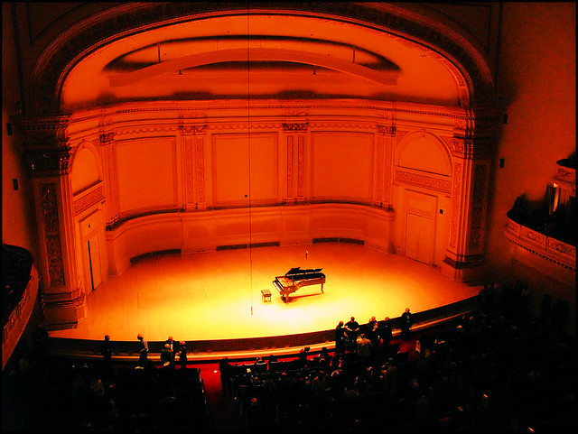 carnegie hall nyc