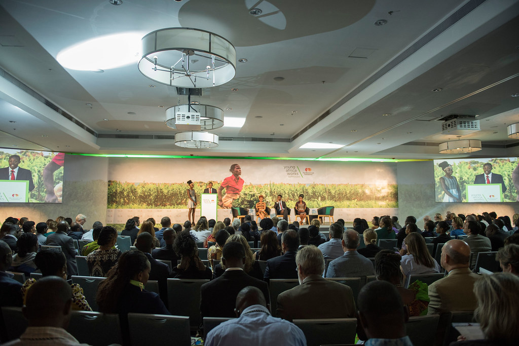 Young Africa Works Summit 2017