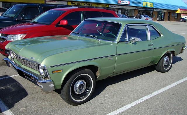 1970 Pontiac Acadian 2 Door Sedan Flickr Photo Sharing