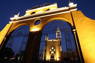 Gates of San Gabriel
