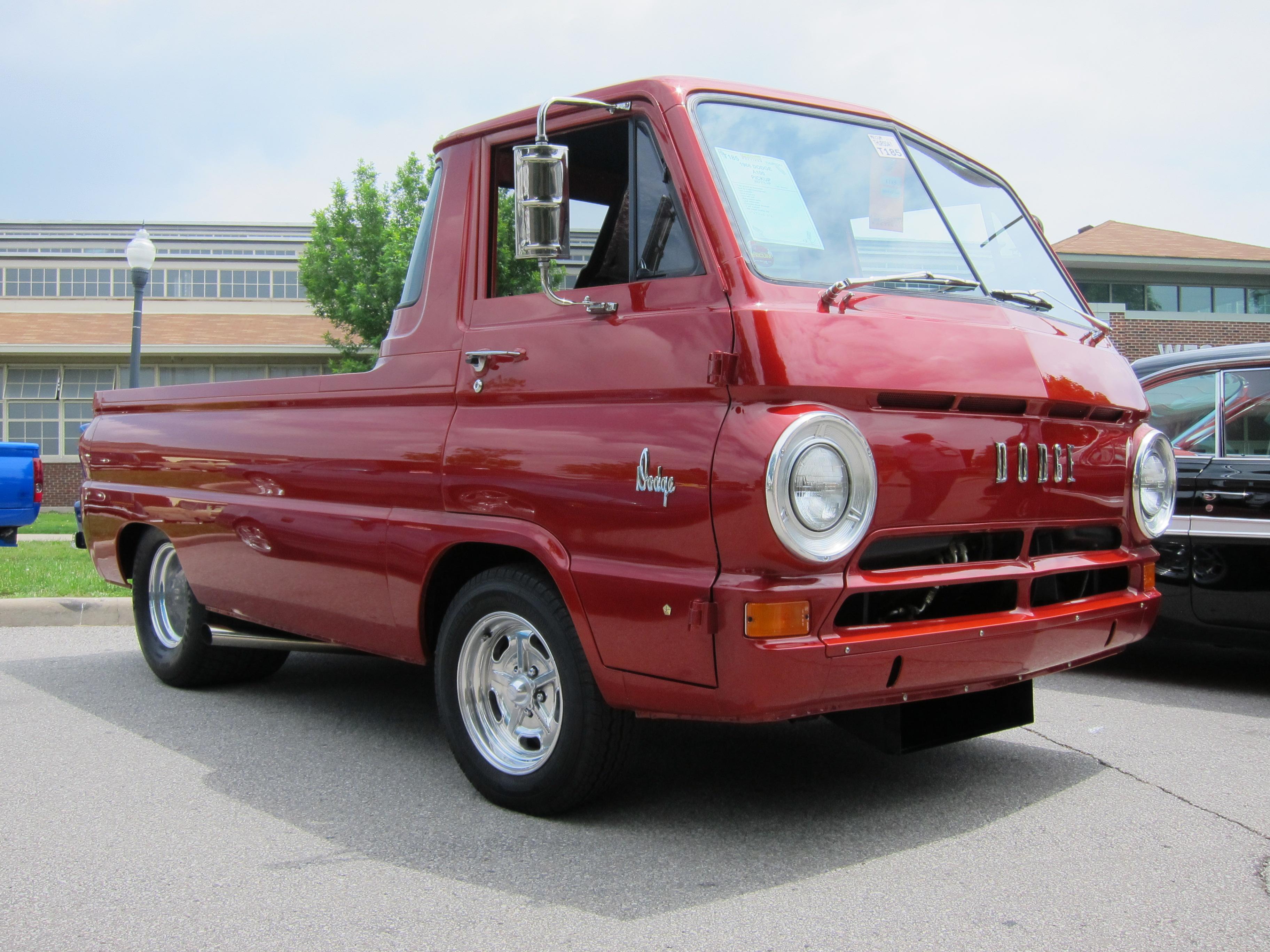 dodge a100 for sale pickup truck van camper. Black Bedroom Furniture Sets. Home Design Ideas