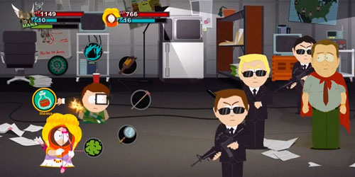 South Park: The Stick of Truth - Unfriend Al Gore