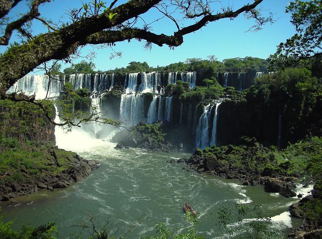 Cataratas del Iguazú, Nikon COOLPIX S7c