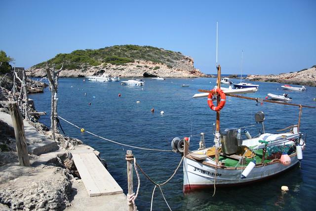 Cala de Portinatx, Ibiza