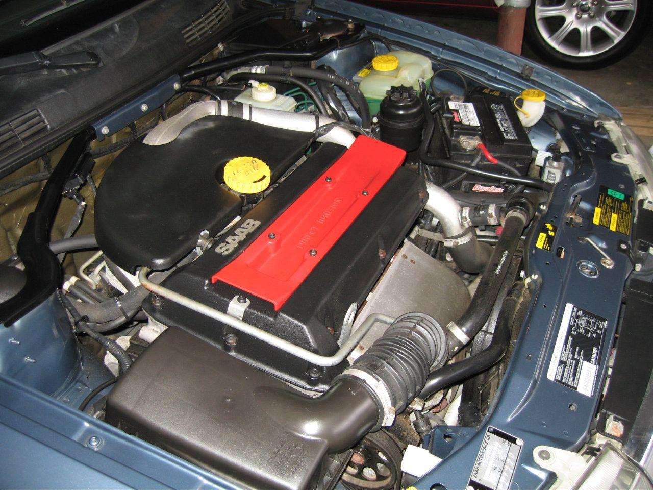 My Saab 9-3 Update  Oil Catch Can