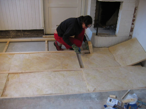 insulating floor in basement flickr photo sharing