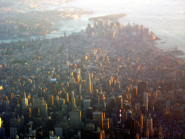 America from the air 5 - Photo: Andrea Gerak