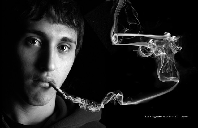 Convince someone to stop smoking essay