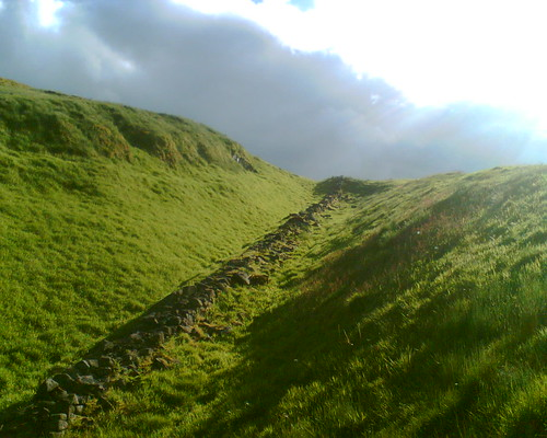 Antonine Wall, Twechar by electropod