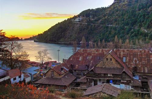 Good Morning @ Nainital