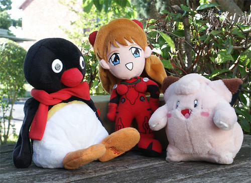 Miscellaneous Plushies
