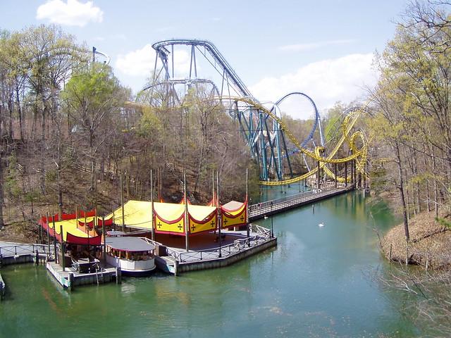 Busch Gardens Europe Williamsburg Virginia Flickr