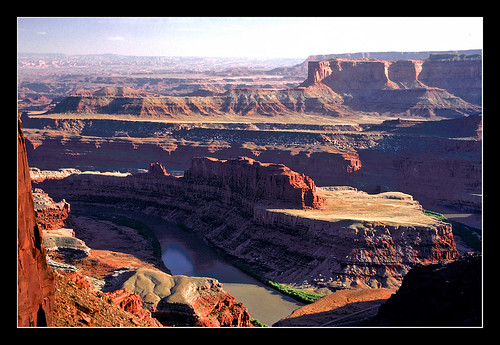 Dead Horse Point on the Colorado River, Utah - 1989