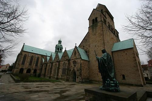 hildesheim cathedral - hayespdx