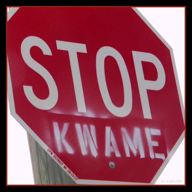 Stop Kwame