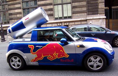 Why Red Bull Uses Social Media to Get New Customers (Instead of ...