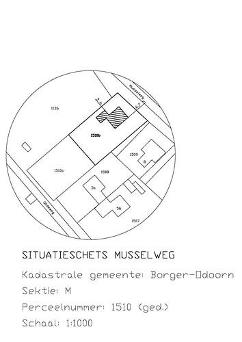 Situatie Musselweg