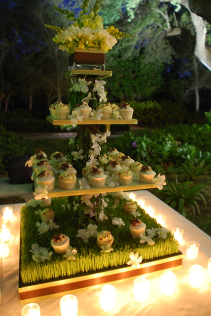 Melissa and Joel 39s Wedding Cupcakes Romeo Juliet Autumn Spice Carrot