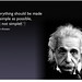 "Einstein letter: Belief in God ""childish,"" Jews not Chosen People"