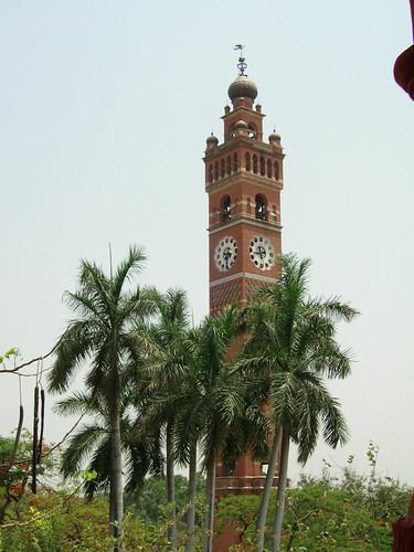 clocktower lucknow