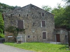 Moulin du Pas del Roc à Aigues-Juntes