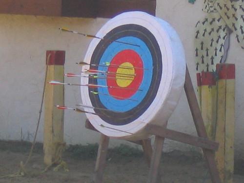 08 - Archery Demonstration