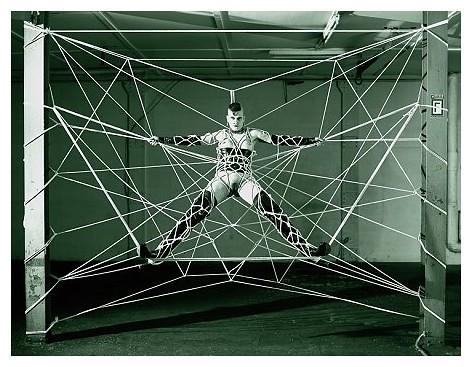 Bondage Web 55