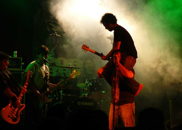 Porco Bravo en el Aritzatxu 2007