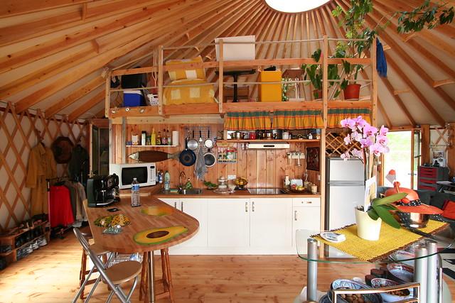 yourte d 39 habitation 022 flickr photo sharing. Black Bedroom Furniture Sets. Home Design Ideas