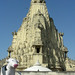 Small photo of HOLYsquishyCOW at the templetop - Palitana