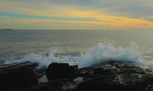winter sea water norway canon eos norge nice view wave 400 scandinavia 2008 viewpoint telemark februar stathelle bamble eos400d canoneos400d svegh yplevika felixthehousecat jyplevika