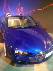 executive car(0.0), family car(0.0), alfa romeo 166(0.0), automobile(1.0), automotive exterior(1.0), alfa romeo(1.0), vehicle(1.0), automotive design(1.0), alfa romeo 159(1.0), alfa romeo brera(1.0), land vehicle(1.0), luxury vehicle(1.0), supercar(1.0), sports car(1.0),