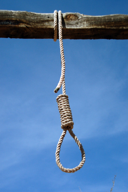 Hangman's Noose | Flickr - Photo Sharing!