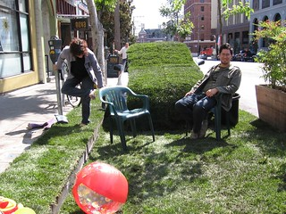 PARK(ing) DAY : San Francisco : VMWP
