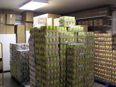 Food storage room-Borax    4/9/10