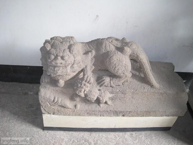 安昌古镇 石雕馆 (44)