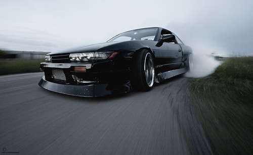 Nissan 240 Drift