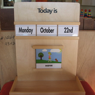 Today is Monday, October 22nd