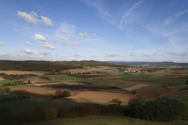 Blick von der Ronneburg